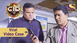 Your Favorite Character   Abhijeet And Daya Investigate The Viral Video Case   CID