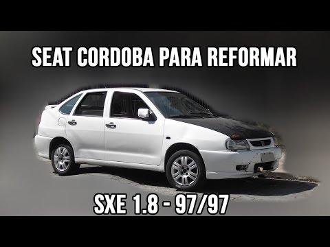 Seat Cordoba para reformar - (SXE 1.8 / 1997)