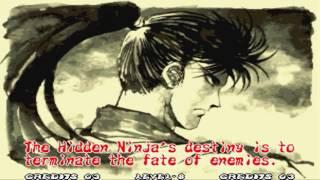 Combo infinito Sasuke [[NINJA MASTERS]]