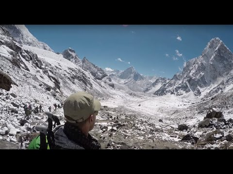 Everest BC via Gokyo Lakes Trek