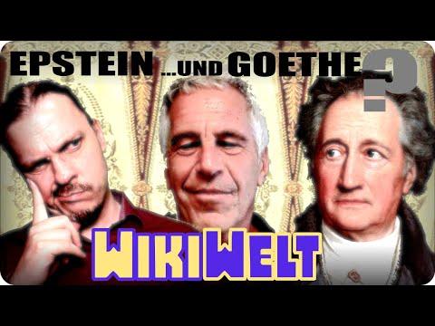 Epstein  ...und Goethe? - meine WikiWelt #139