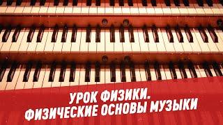 Урок физики. Физические основы музыки - Школьная программа для взрослых