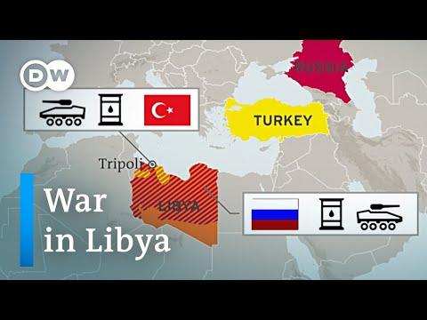 Libya war explained:
