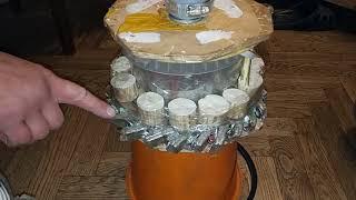 Магнитный двигатель Андрея Телегина Magnetic engine of Andrey Telegin