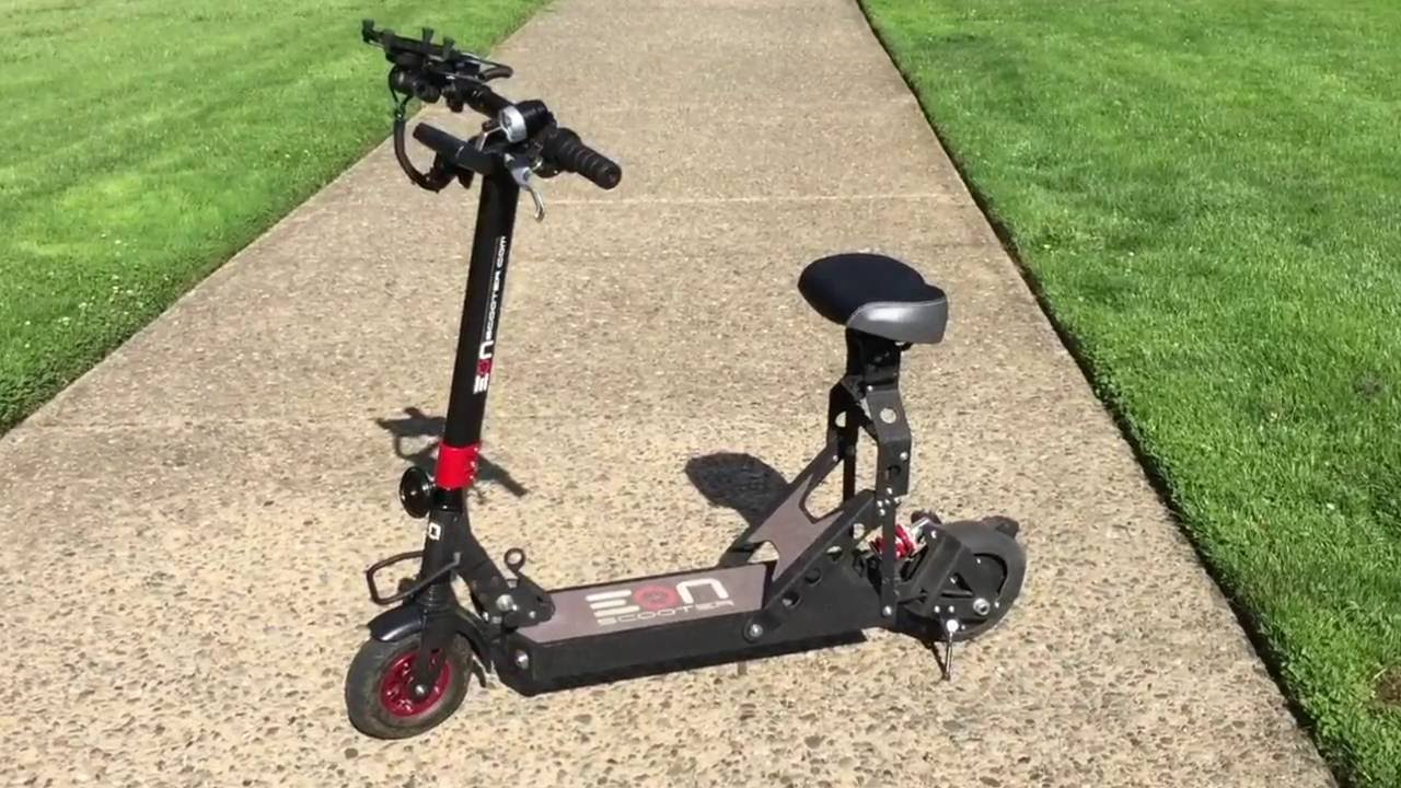 Introducing The Eon Scooter Pro  The World U0026 39 S Most Powerful Electric Mini Scooter