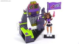 Mega Bloks Monster High buildable Fear Squad set review!