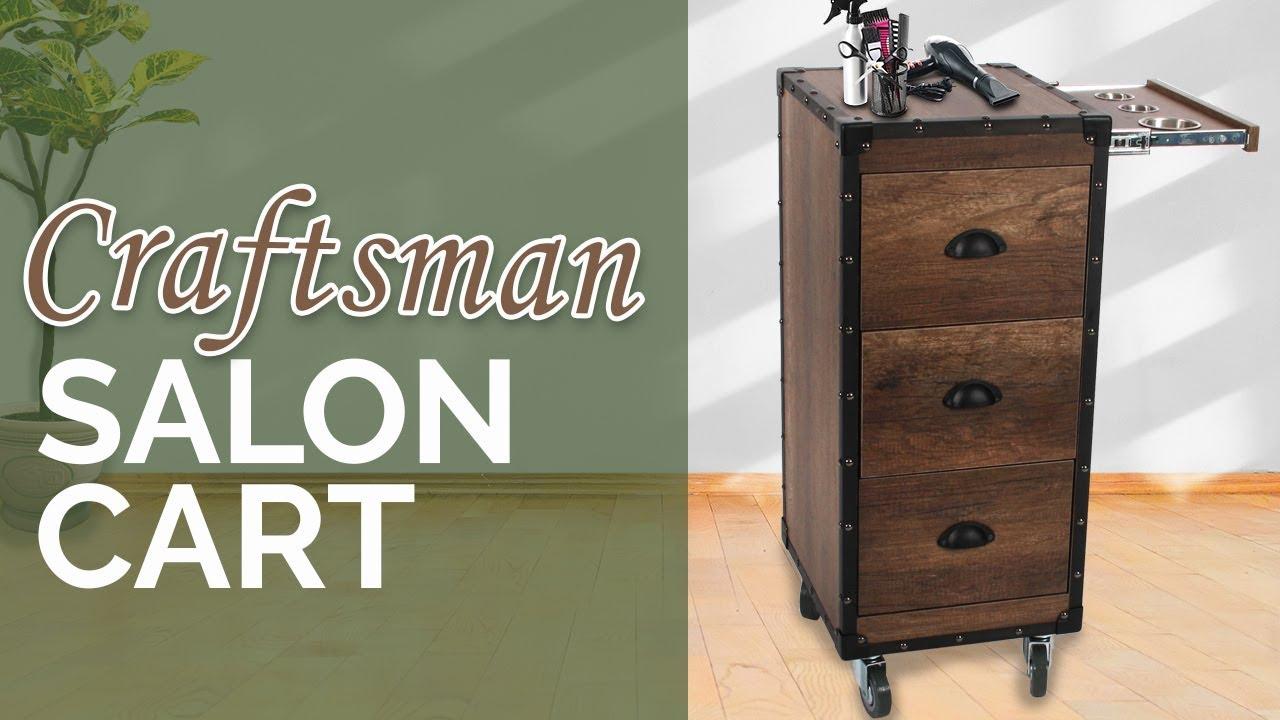 Craftsman Salon Cart | Keller International