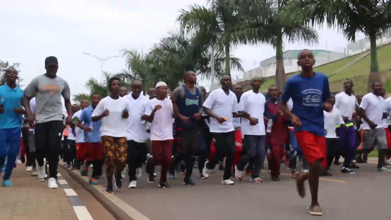 Car Free Day Kigali Rwanda 2019