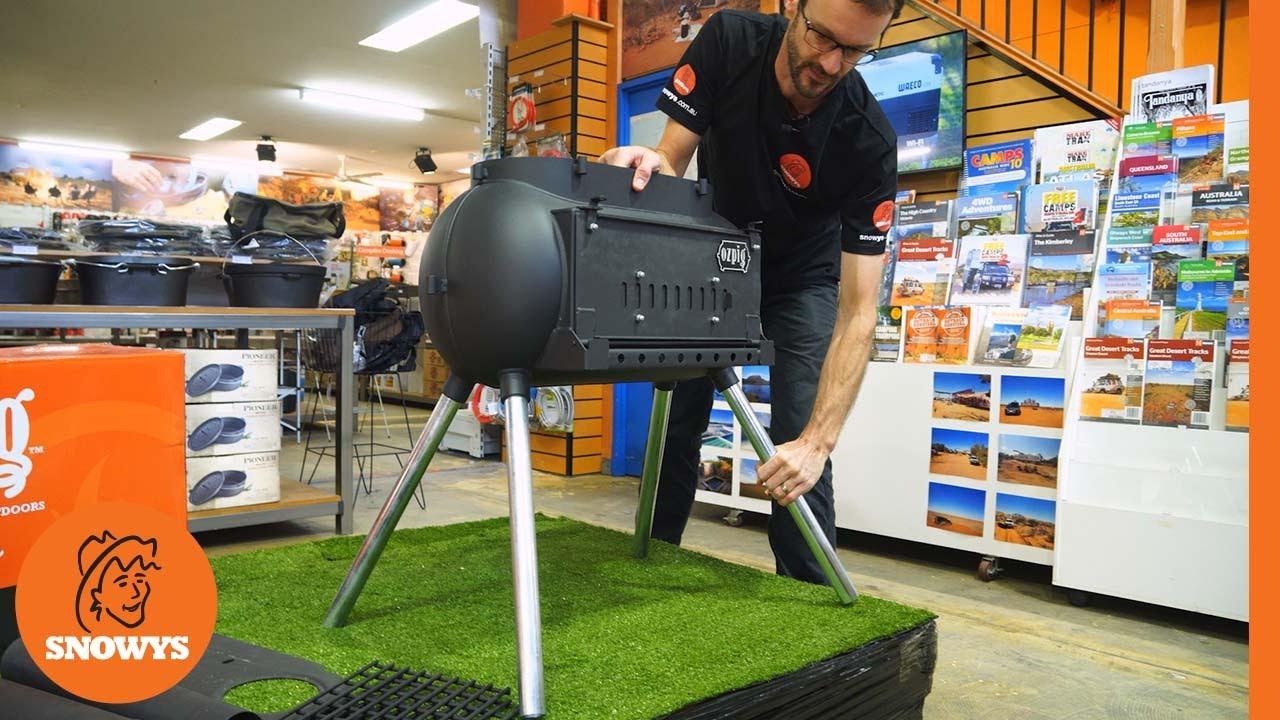 Download Ozpig Big Pig Cooker & Heater - How to setup