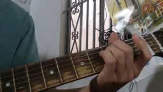 Khi Phai Quen Di  guitar