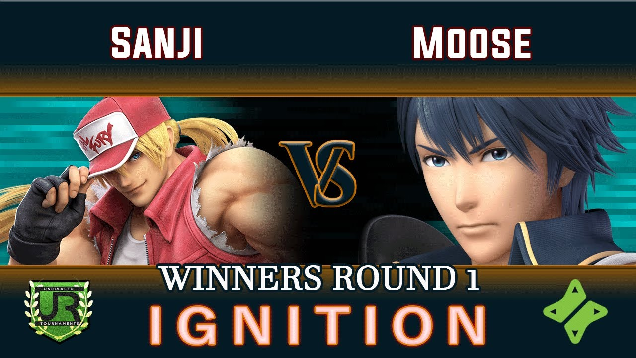 Download Ignition #209 WINNERS ROUND 1 - Sanji (Terry) vs Moose (Chrom)