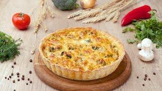 Лоранский пирог с курицей - Рецепты от Со Вкусом