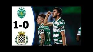 Спортинг Боавишта 1 0 Обзор Матча Чемпионата Португалии 11 05 2021 HD