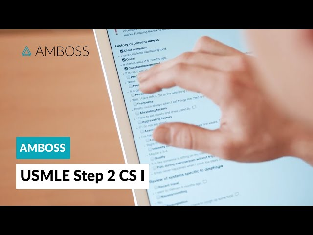 How To Tackle Your Step 2 CS Physical Examination