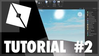 🌟 How to use ROBLOX STUDIO **WELL EXPLAINED** P.2 Tutorial in Spanish ? 2019 ? 🌟