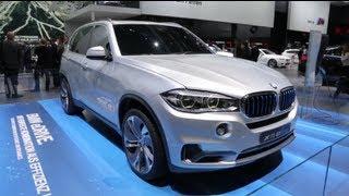 BMW X5 eDrive Concept 2013 Videos