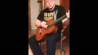 Гитарист и певец