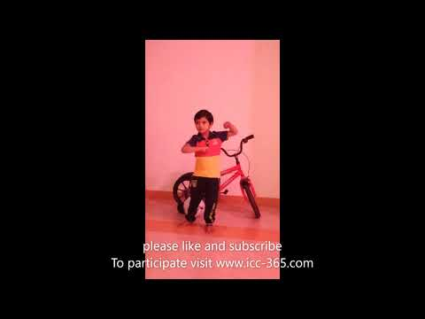 Lamborghini hindi song by cute little boy