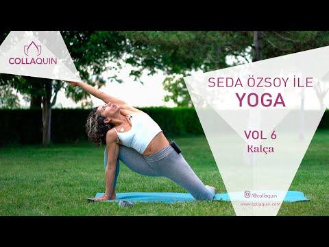 Seda Özsoy İle Yoga | Vol 6 | Kalça