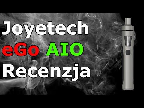 Joyetech eGo AIO - Recenzja - Rzuć Palenie -  Oni Wapują