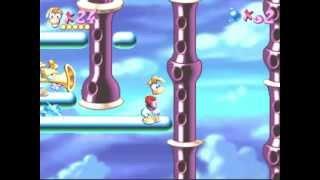 Rayman 1: Level 6 Allegro presto (PS1)
