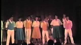 Los Al High Show Choir 1987