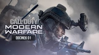 Call of Duty Modern Warfare | #01 | Mgła Wojny
