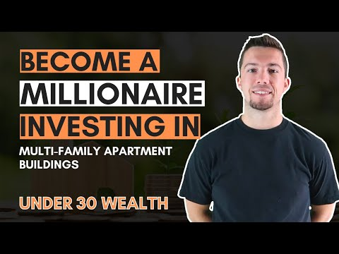 Become a Millionaire Investing In Multi-Family Apartment Buildings