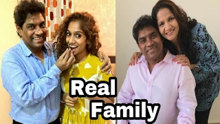 India most popular comedian bollywood tv actor johnny lever. wife - sujatha son jesse johnrao janumala daughter jamie aka lever (co...