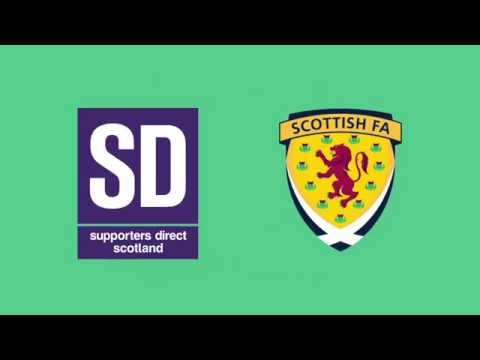 Supporter Liaison Officer - Scottish FA & SDS