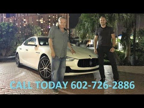 Lease Or Buy A 2018 Maserati Ghibli In Miami | Panauto Leasing & Car Brokers In Florida