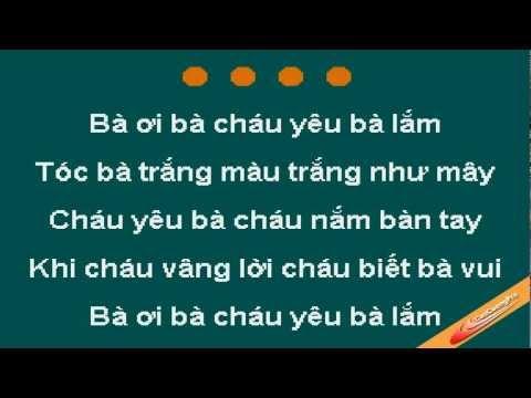 Chau Yeu Ba Karaoke - Xuan Mai - CaoCuongPro