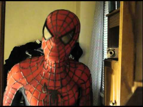 Answers Question: How much is a Spider Man movie suit ...