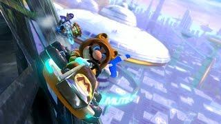 Mario Kart 8 - Grand Prix - Egg Cup