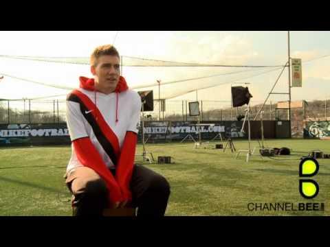 Nicklas Bendtner Interview | Channelbee