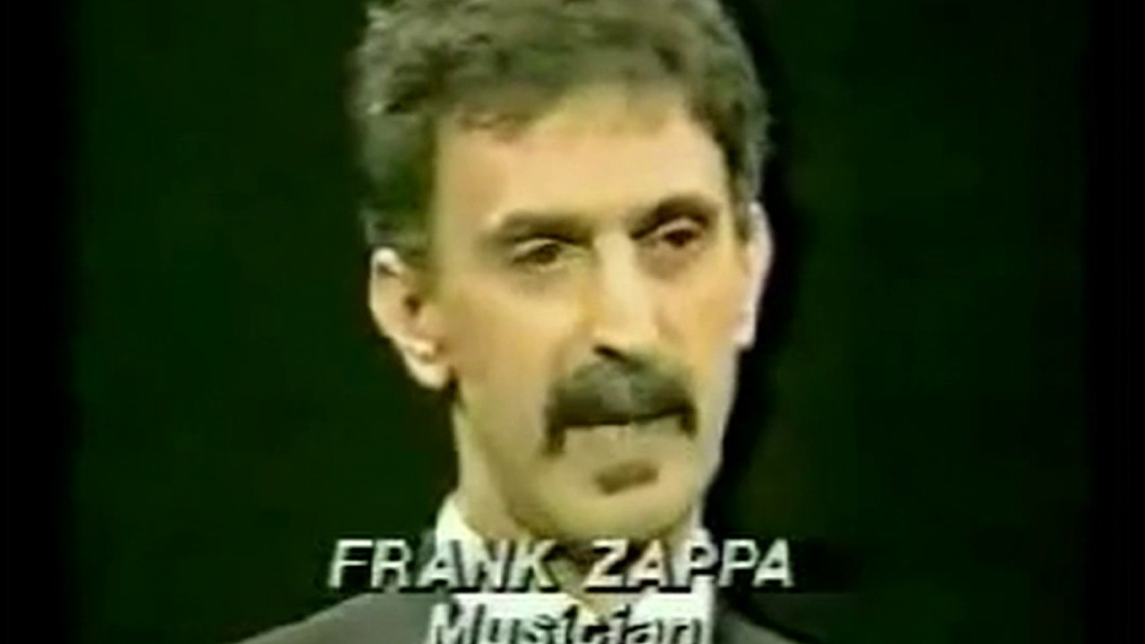 frank zappa defines fascist theocracy youtube. Black Bedroom Furniture Sets. Home Design Ideas
