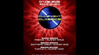 Freeze - Planet Rave Mix / Clubnight Classics Summersession
