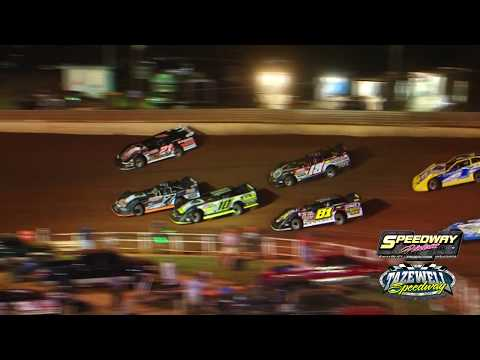 SNBS / Iron Man $5,000 Feature @ Tazewell Speedway July 3, 2018