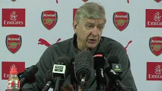 Wenger: Iwobi's behaviour unacceptable and he will be fined