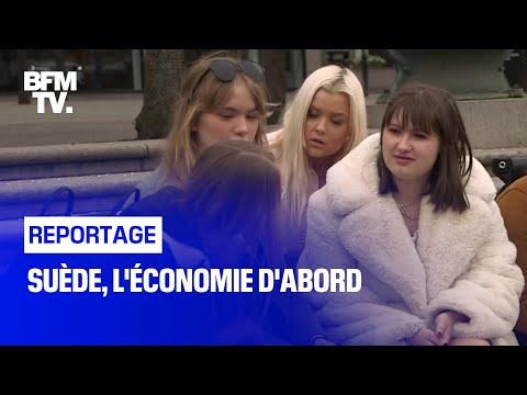 Suède, l'économie d'abord