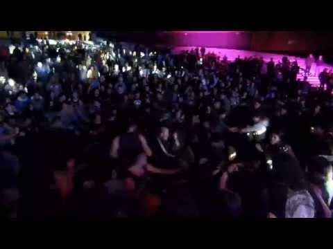 FESTIVAL DE ROCK EN LA CASA DE LA CULTURA ECUATORIANA