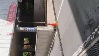 르네시떼(홈플러스 서부산점) 지하주차장 출구 큐라이트 …