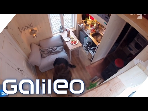 Eine Wohnung für 100€ | Galileo | ProSieben