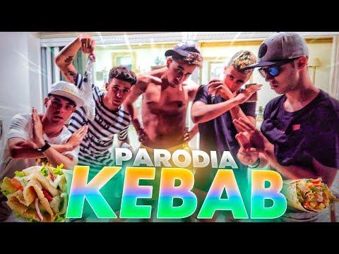 KEBAB PARODIA MUSICAL ft HAMZA ZAIDI [Dualcoc]