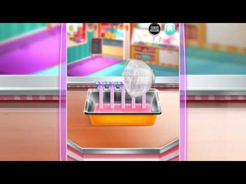 Ice Cream Lollipop Maker