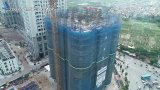 Tiến Độ Dự Án Chung Cư QMS Top Tower Tố Hữu