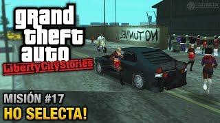 GTA Liberty City Stories - Misión #17 - Ho Selecta! (Español / Sin Comentario - PCSX2)