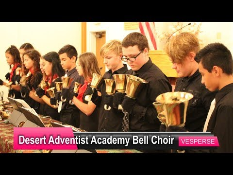 Desert Adventist Academy Bell Choir