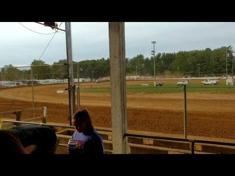 Brownstown speedway 8-5-17 super late model time trial