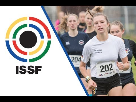 Junior events highlights - 2018 ISSF World Tour Target Sprin